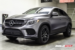 MERCEDES BENZ GLE 43 COUPE AMG Satin Dark Gray - Rolotech