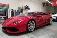 Lamborghini Huracan LP 610 4 Full wrap Fresh Spring Color Flow - Rolotech